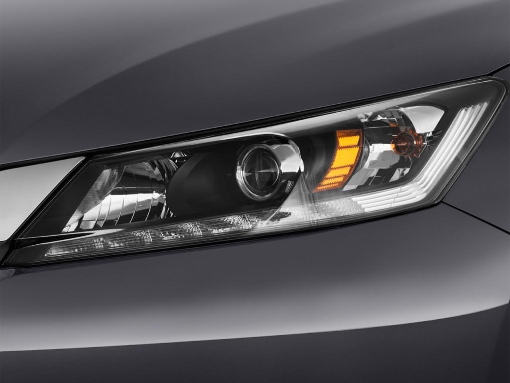 Image 2014 Honda Accord Sedan 4 Door V6 Auto Ex L