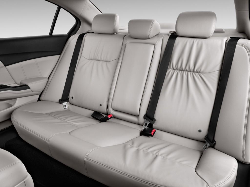 image 2014 honda civic sedan 4 door cvt ex l rear seats size 1024 x 768 type gif posted on. Black Bedroom Furniture Sets. Home Design Ideas