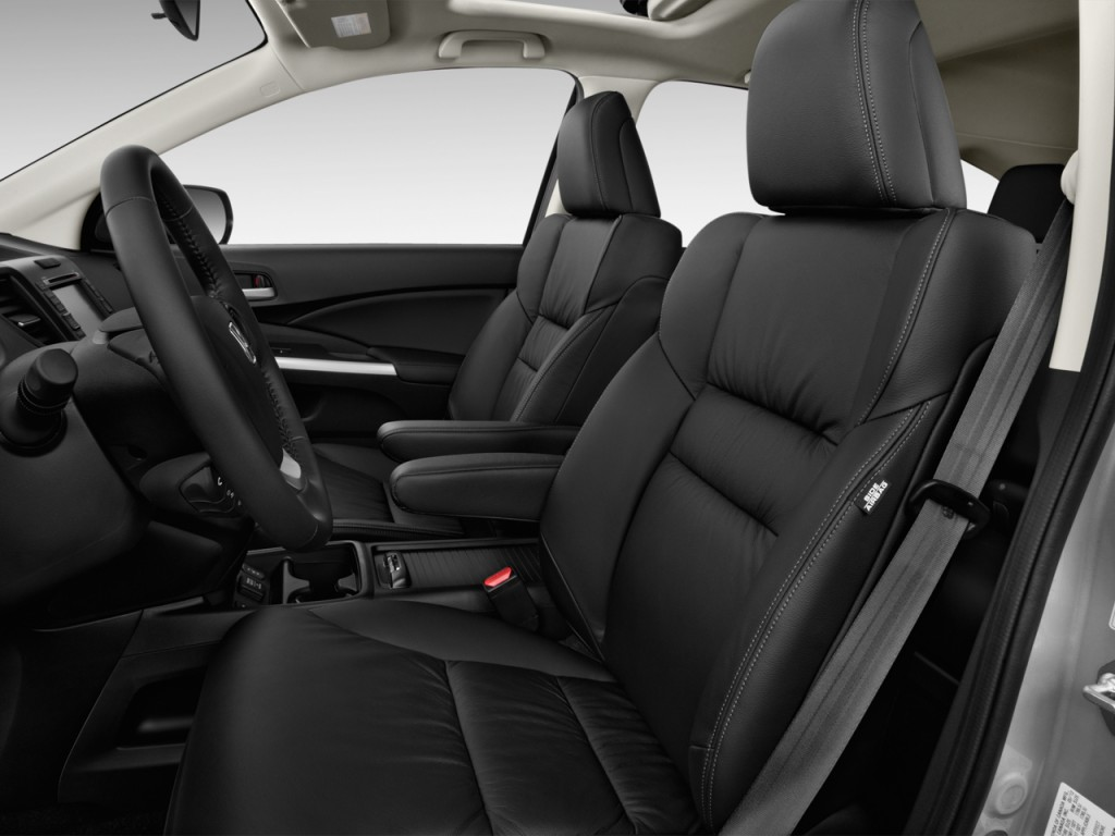 Image 2014 Honda Cr V 2wd 5dr Ex L W Navi Front Seats Size 1024 X 768 Type Gif Posted On