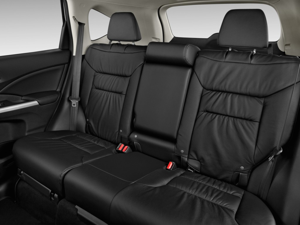 Honda Pilot Car Covers >> Image: 2014 Honda CR-V 2WD 5dr EX-L w/Navi Rear Seats, size: 1024 x 768, type: gif, posted on ...