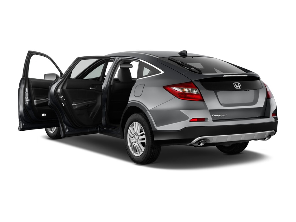 image 2014 honda crosstour 2wd i4 5dr ex l open doors size 1024 x 768 type gif posted on. Black Bedroom Furniture Sets. Home Design Ideas