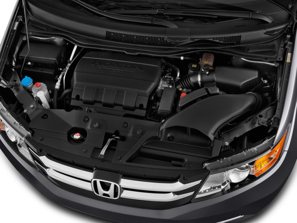 Image 2014 Honda Odyssey 5dr Ex L Engine Size 1024 X