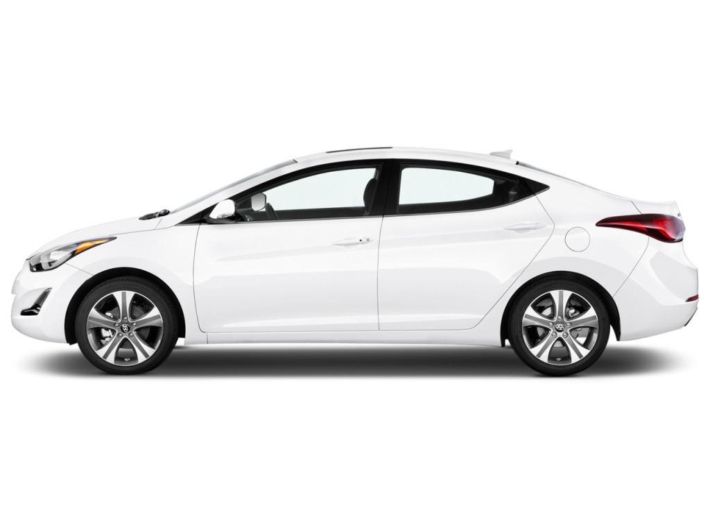 Image 2014 Hyundai Elantra 4 Door Sedan Auto Sport Pzev