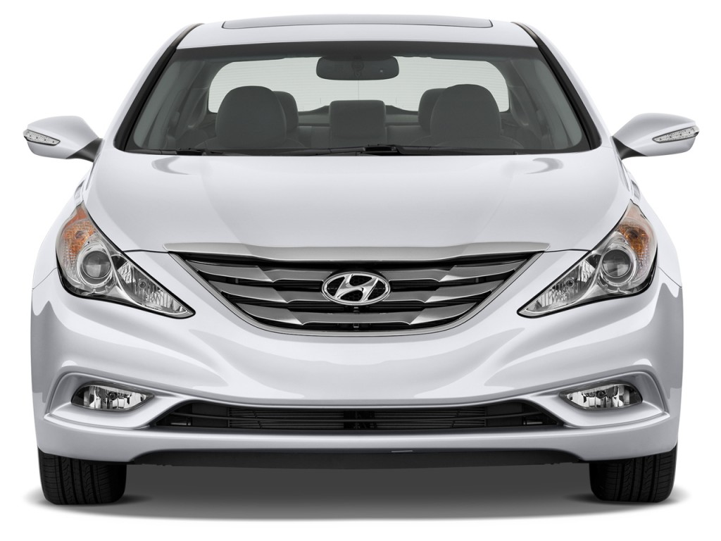 Image 2014 Hyundai Sonata 4 Door Sedan 2 4l Auto Limited