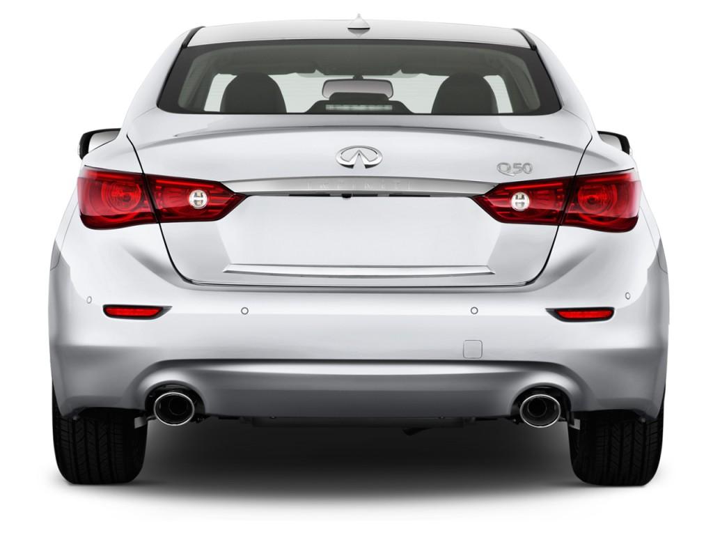 image 2014 infiniti q50 4 door sedan rwd hybrid sport rear exterior view size 1024 x 768. Black Bedroom Furniture Sets. Home Design Ideas