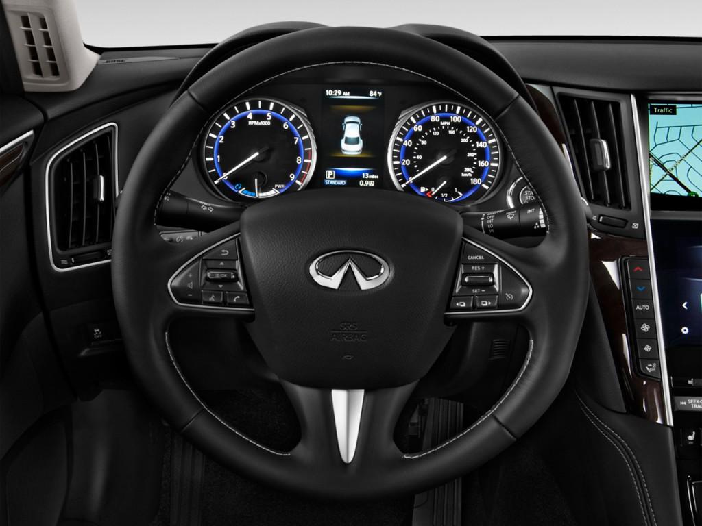 image 2014 infiniti q50 4 door sedan rwd hybrid sport steering wheel size 1024 x 768 type. Black Bedroom Furniture Sets. Home Design Ideas