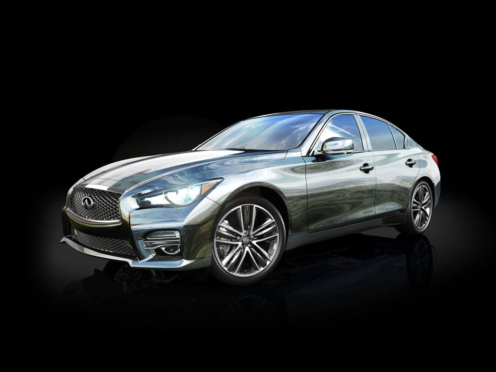 2014 Infiniti Q50 by Thome Brown