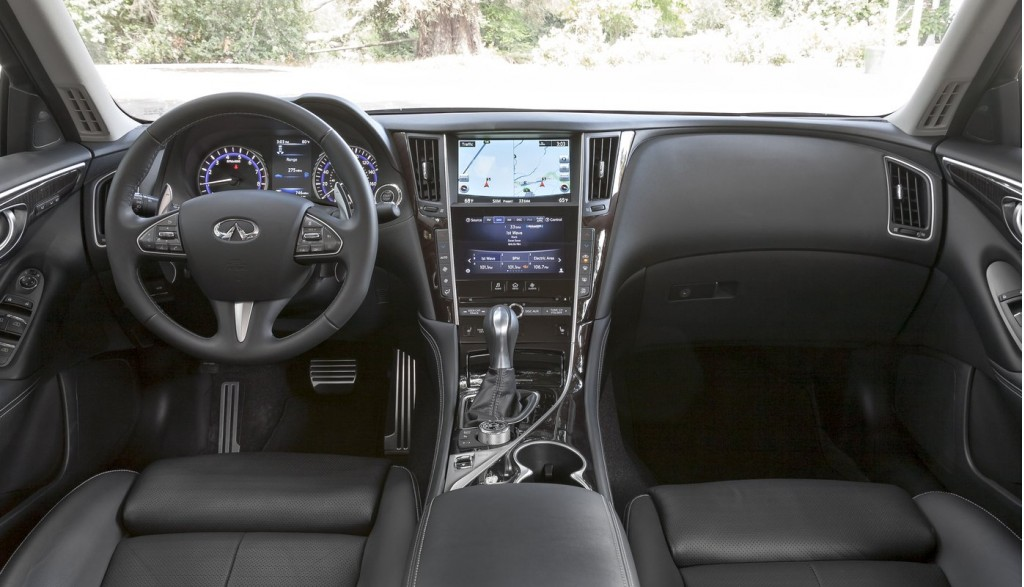 image 2014 infiniti q50 hybrid sport size 1024 x 587 type gif posted on august 1 2013. Black Bedroom Furniture Sets. Home Design Ideas