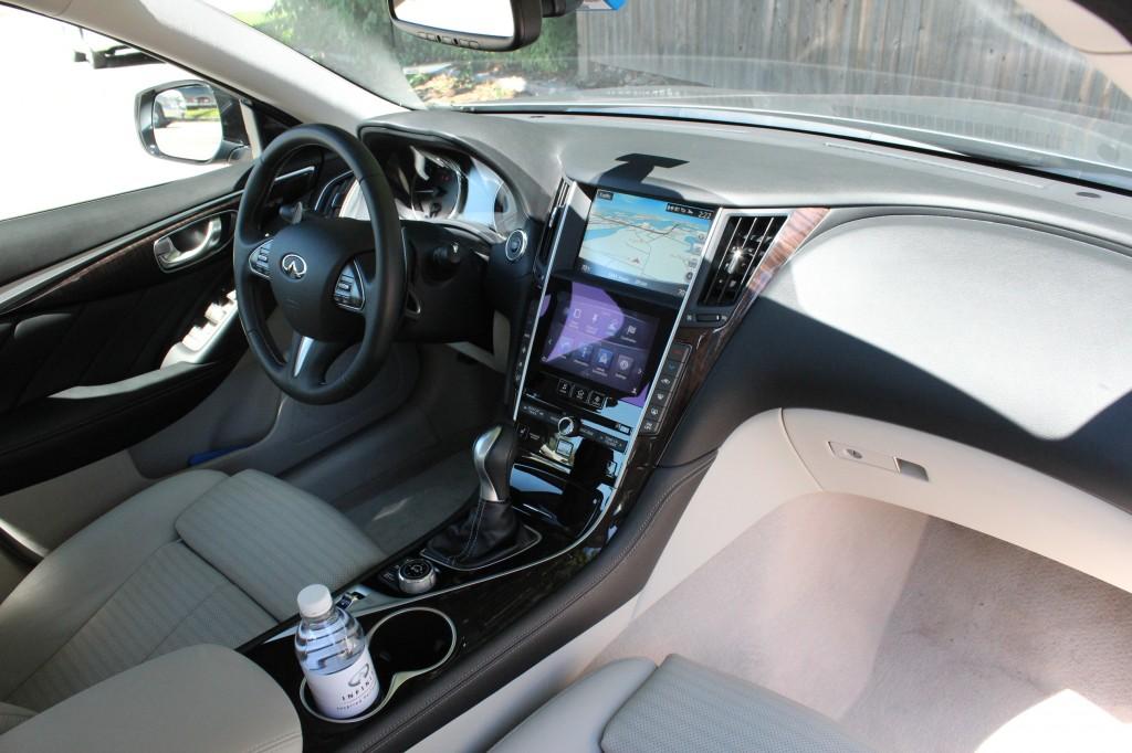 Image 2014 Infiniti Q50 Hybrid Sport First Drive July 2013 Size 1024 X 682 Type Gif