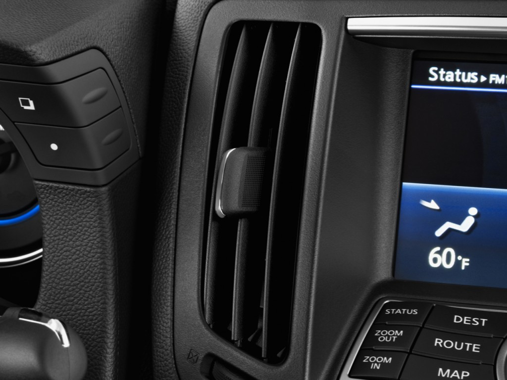 Image: 2014 Infiniti Q60 Coupe 2-door Journey RWD Air ...