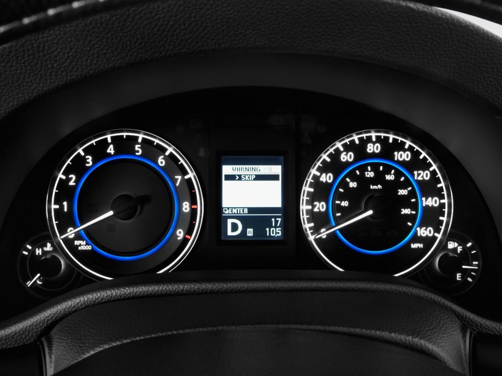 Image: 2014 Infiniti Q60 Coupe 2-door Journey RWD ...