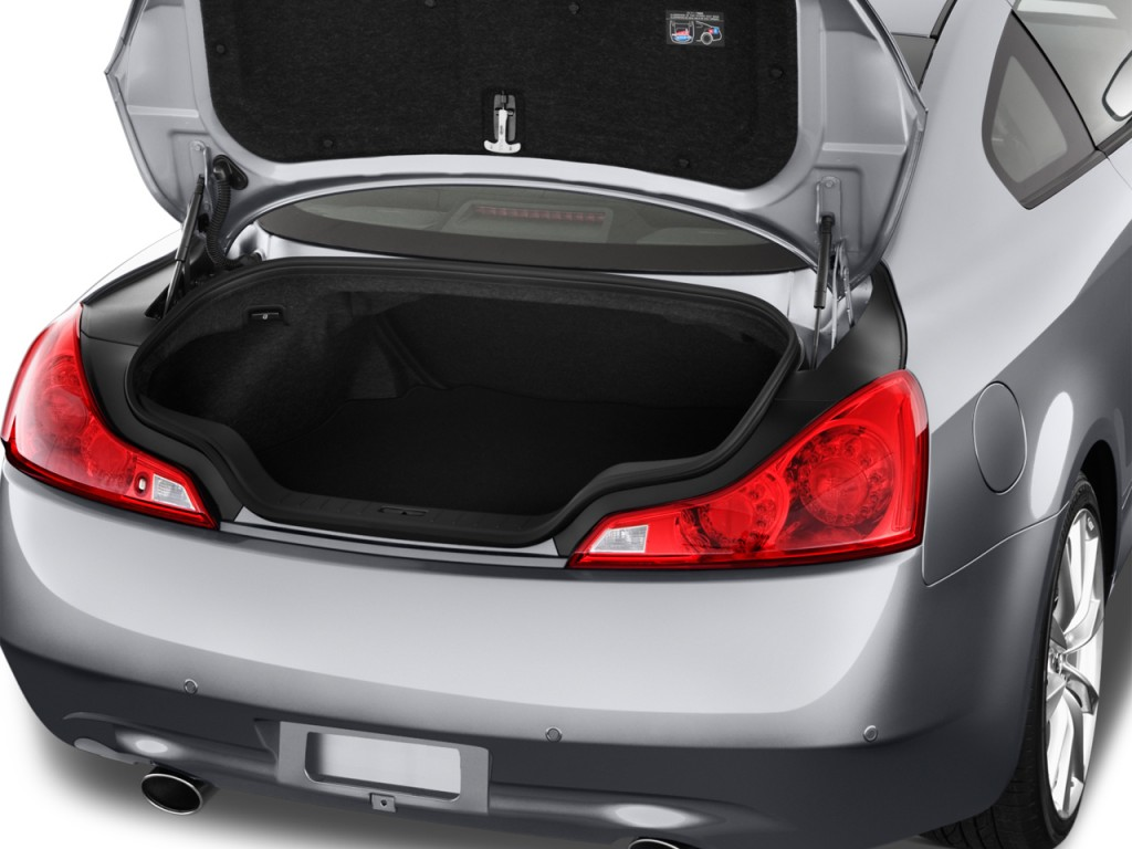 Image: 2014 Infiniti Q60 Coupe 2-door Journey RWD Trunk ...