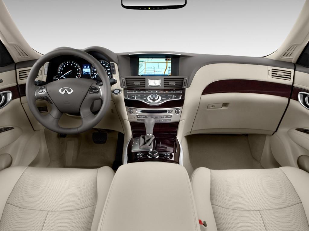 Image: 2014 Infiniti Q70 Dashboard, size: 1024 x 768, type ...