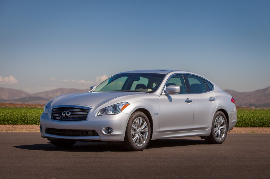 Infiniti Q70 Hybrid dropped for 2019, redesigned model to come