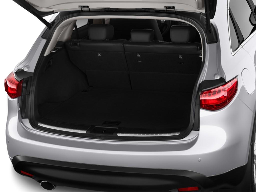 Image: 2014 Infiniti QX70 RWD 4-door Trunk, size: 1024 x ...