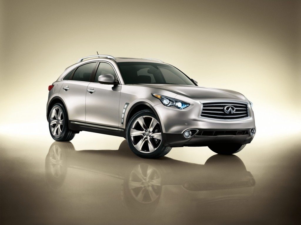 2014 Infiniti Qx70 Review Ratings Specs Prices And Photos The