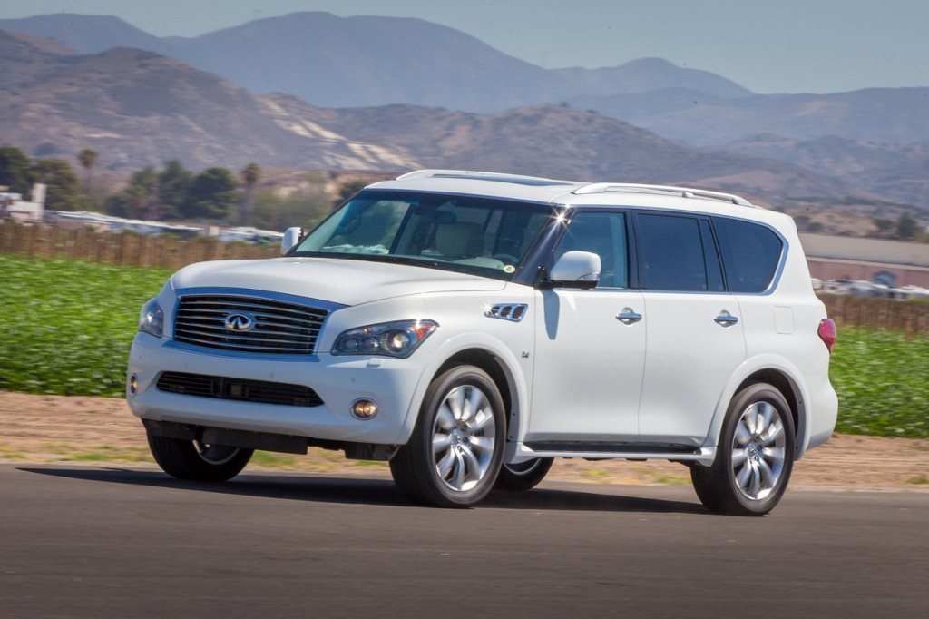 price trend side view auto announced pricing truck infinity infiniti news
