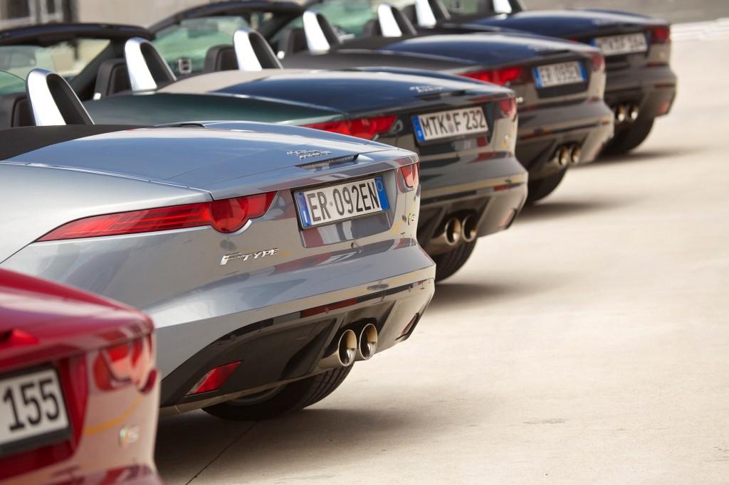 2014 Jaguar F-Type first drive