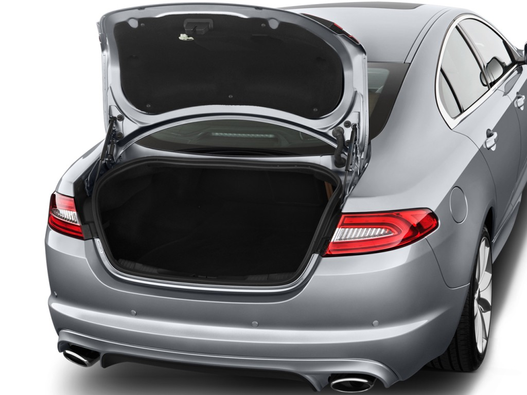 Image: 2014 Jaguar XF 4-door Sedan I4 T RWD Trunk, size: 1024 x 768, type: gif, posted on ...