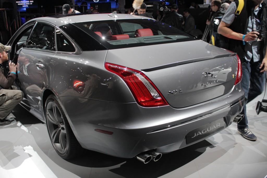 2014 Jaguar XJR L, 2013 New York Auto Show