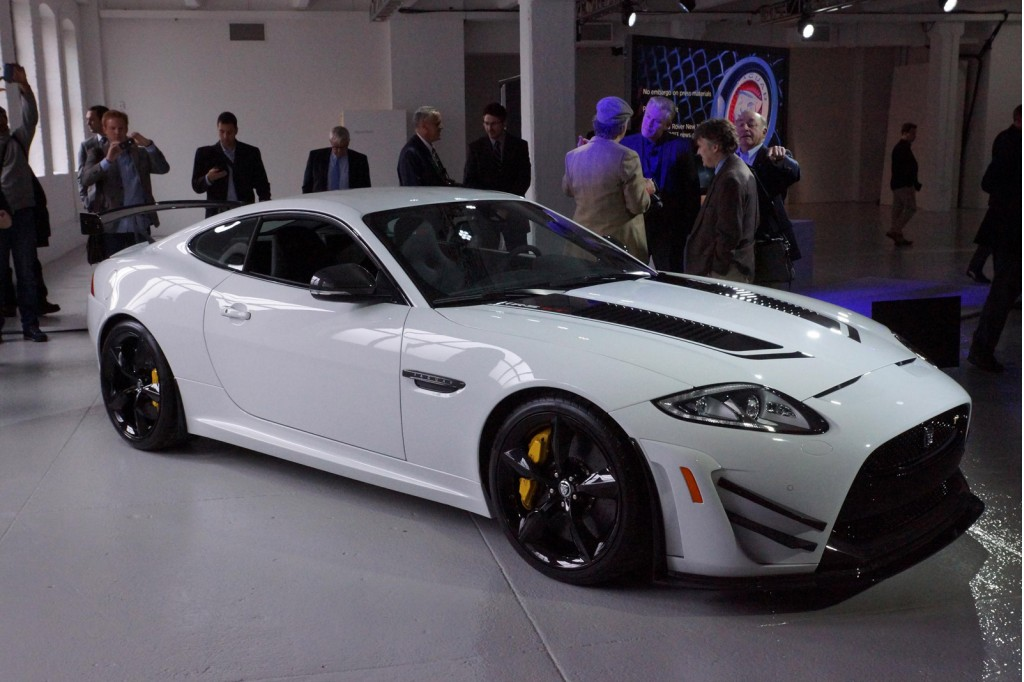 2014 Jaguar XKR-S GT, 2013 New York Auto Show