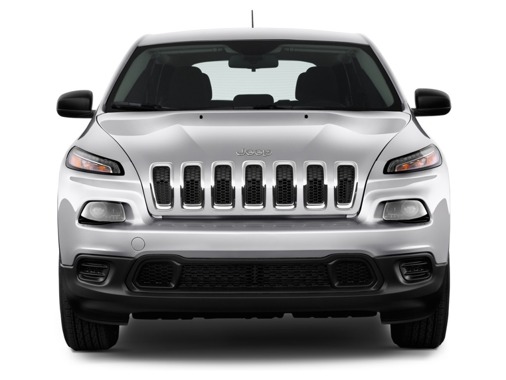 image 2014 jeep cherokee fwd 4 door sport front exterior view size 1024 x 768 type gif. Black Bedroom Furniture Sets. Home Design Ideas