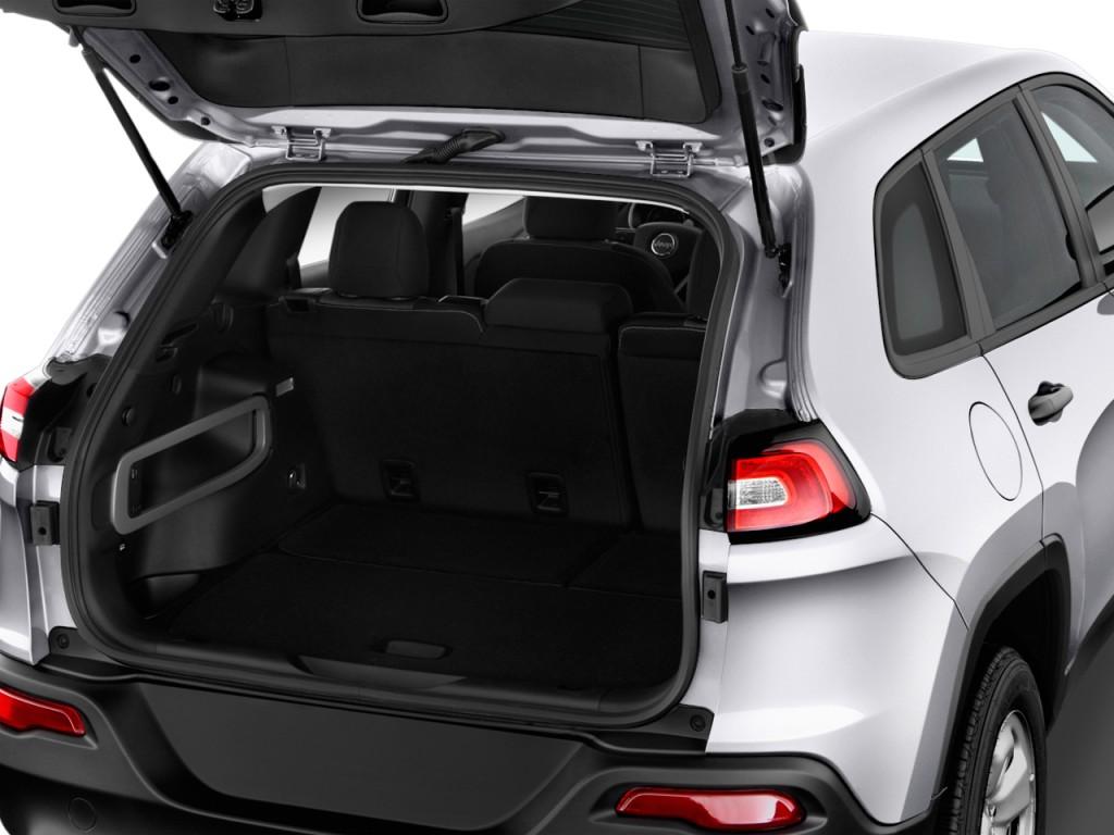 2014 Jeep Cherokee FWD 4-door Sport Trunk
