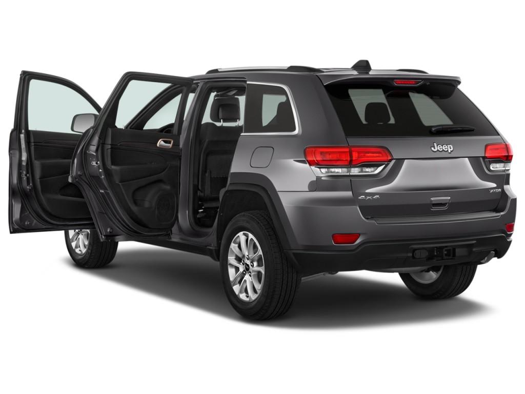 Image: 2014 Jeep Grand Cherokee 4WD 4-door Laredo Open ...