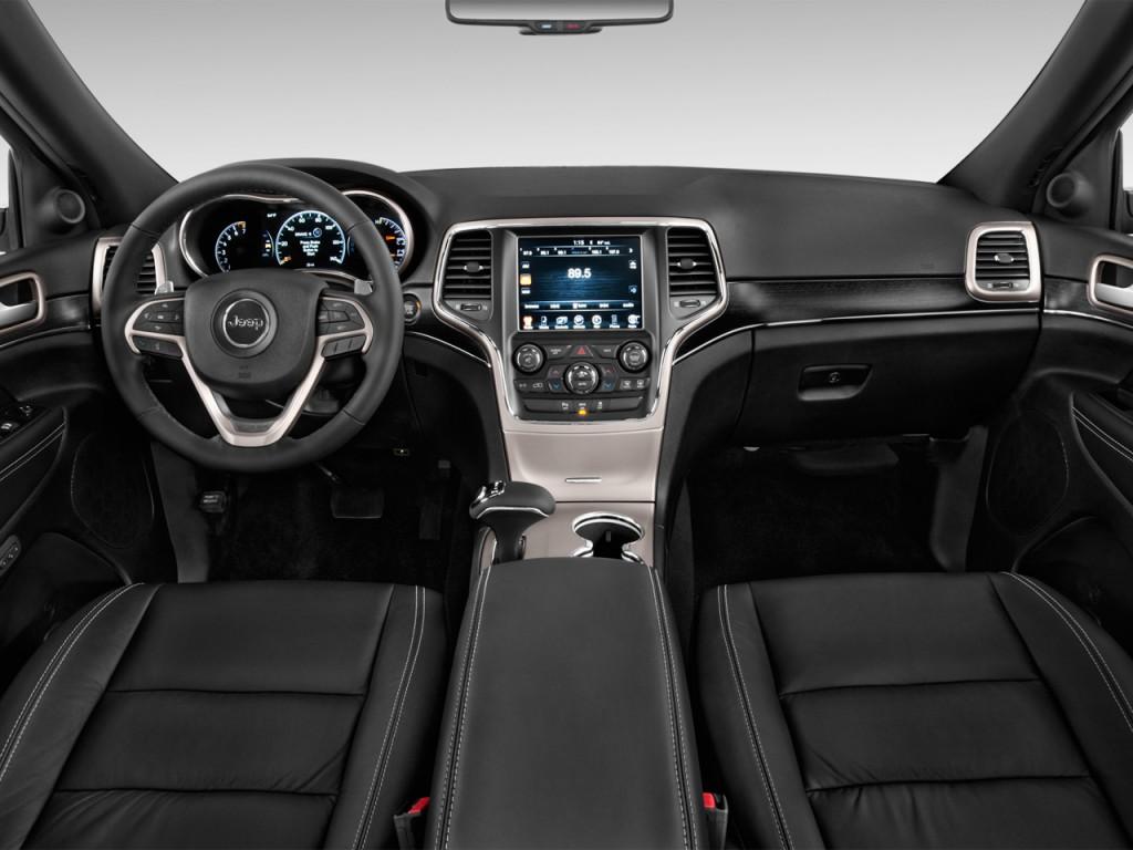 Image 2014 Jeep Grand Cherokee 4wd 4 Door Limited