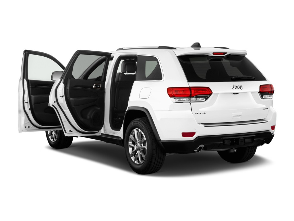 2014 Jeep Grand Cherokee 4WD 4-door Limited Open Doors