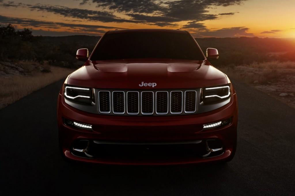 2014 Jeep Grand Cherokee SRT