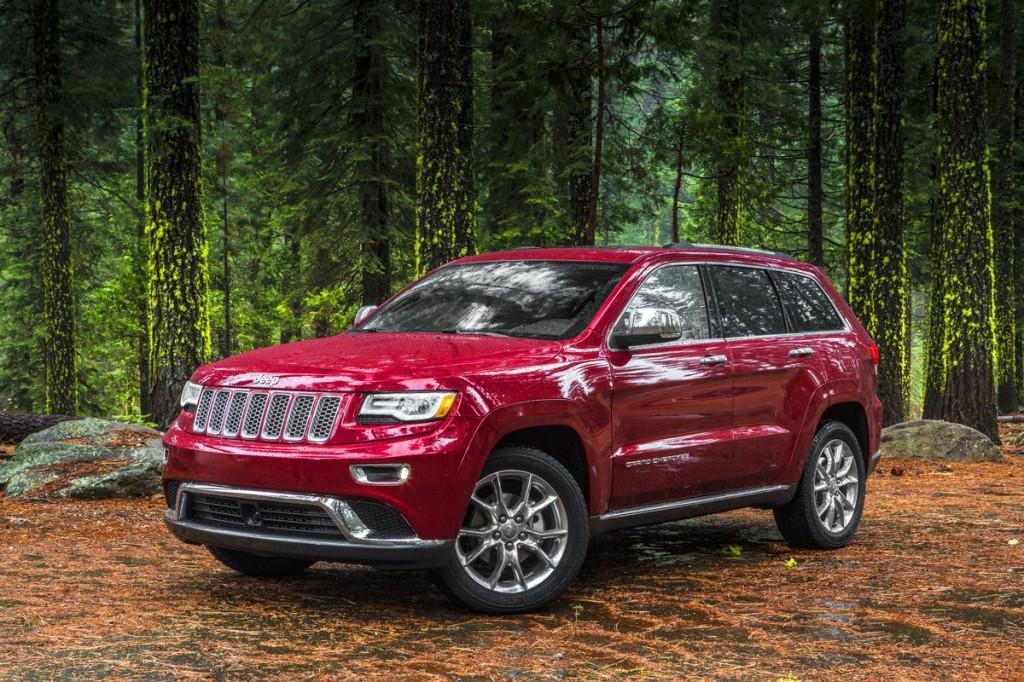 2014 Jeep Grand Cherokee Recall Addresses Parking Light Flaw