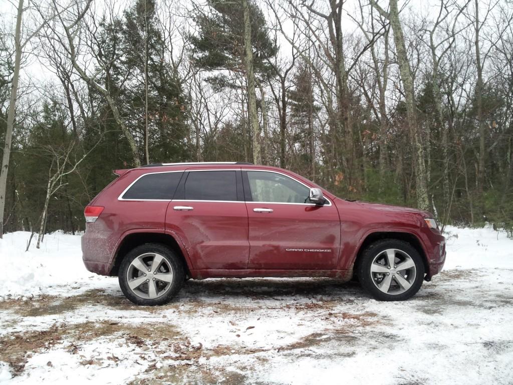 Image 2014 Jeep Grand Cherokee Ecodiesel Catskill