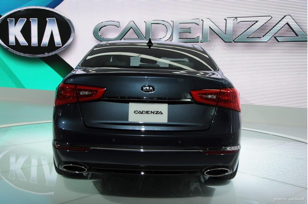 2014 Kia Cadenza