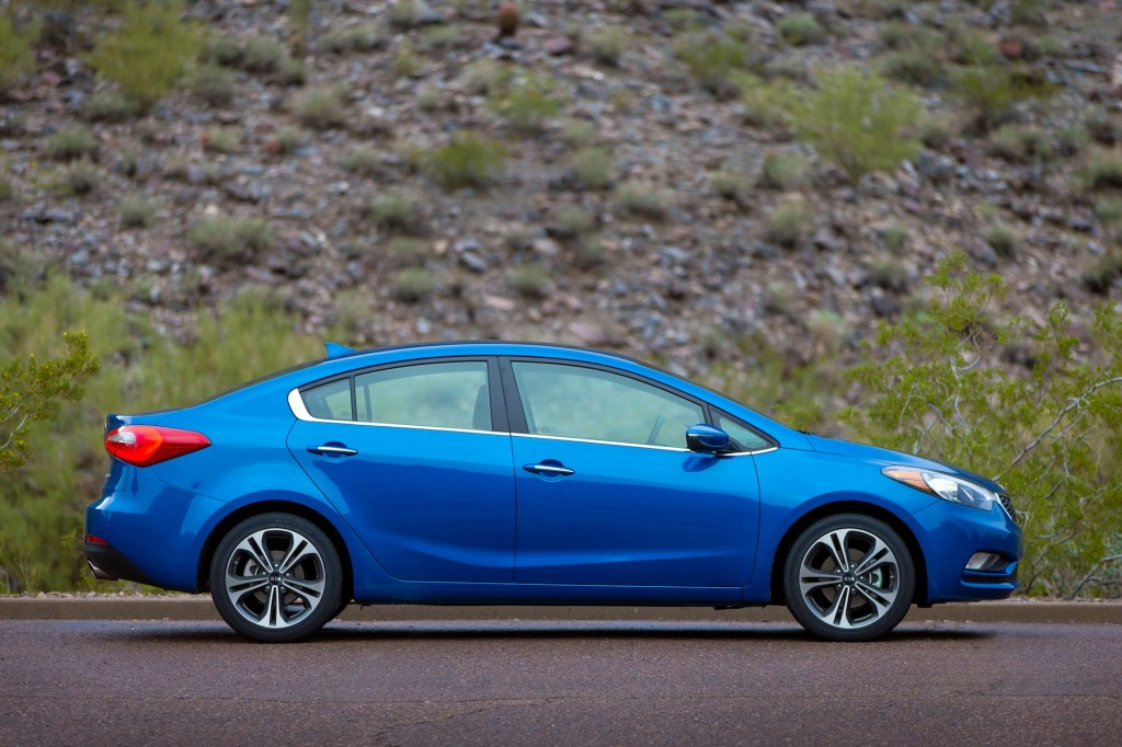 2014 Kia Forte Review Ratings Specs Prices And Photos The Car