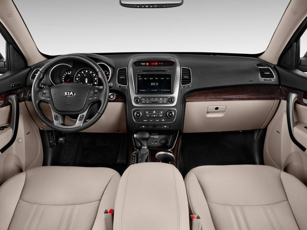image 2014 kia sorento 2wd 4 door v6 ex dashboard size 1024 x 768 type gif posted on may. Black Bedroom Furniture Sets. Home Design Ideas