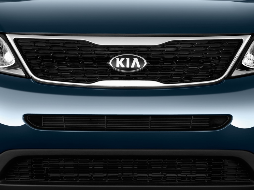 image 2014 kia sorento 2wd 4 door v6 ex grille size 1024 x 768 type gif posted on may 13. Black Bedroom Furniture Sets. Home Design Ideas