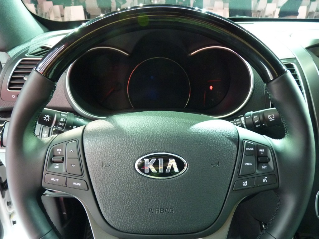 image 2014 kia sorento 2012 los angeles auto show size. Black Bedroom Furniture Sets. Home Design Ideas