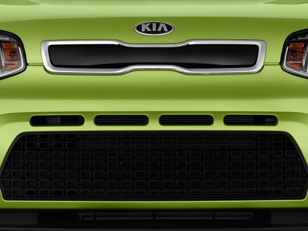 Image 2014 Kia Soul 5dr Wagon Auto Grille Size 1024 X