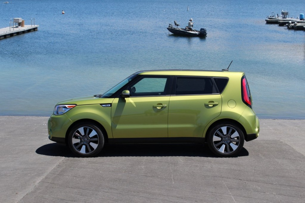 2014 Kia Soul  -  First Drive, August 2013
