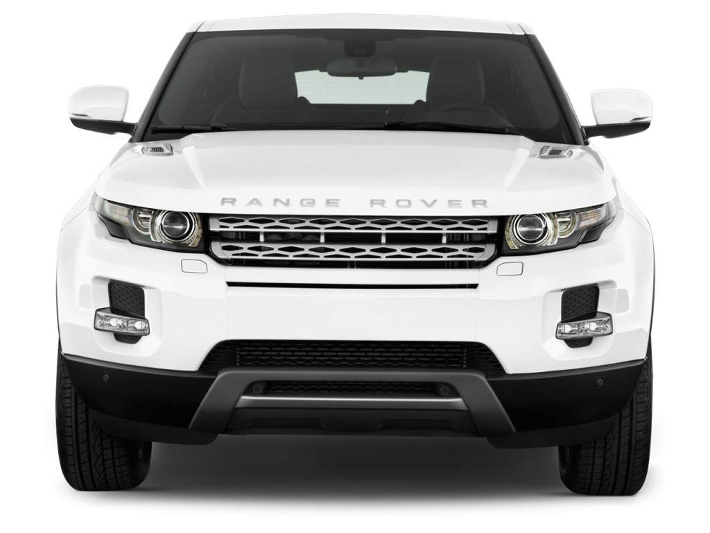 image 2014 land rover range rover evoque 2 door coupe dynamic front exterior view size 1024 x. Black Bedroom Furniture Sets. Home Design Ideas
