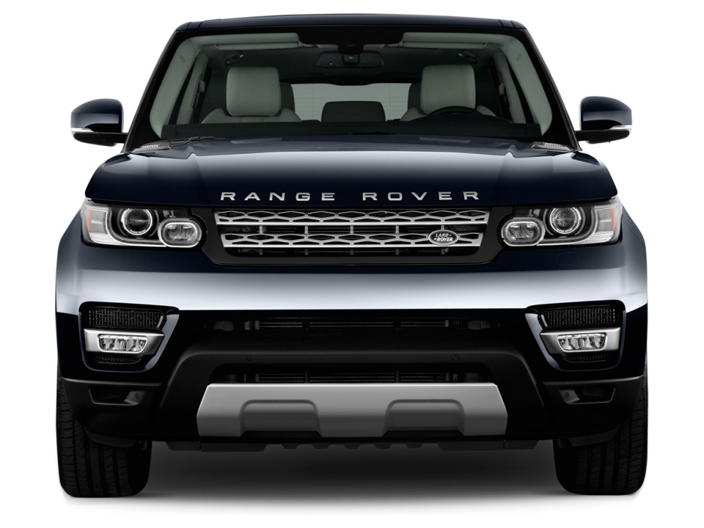 Image 2014 Land Rover Range Rover Sport 4wd 4 Door Se Front Exterior View Size 1024 X 768