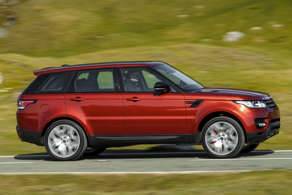 Image 2014 Land Rover Range Rover Sport Size 1024 X 682