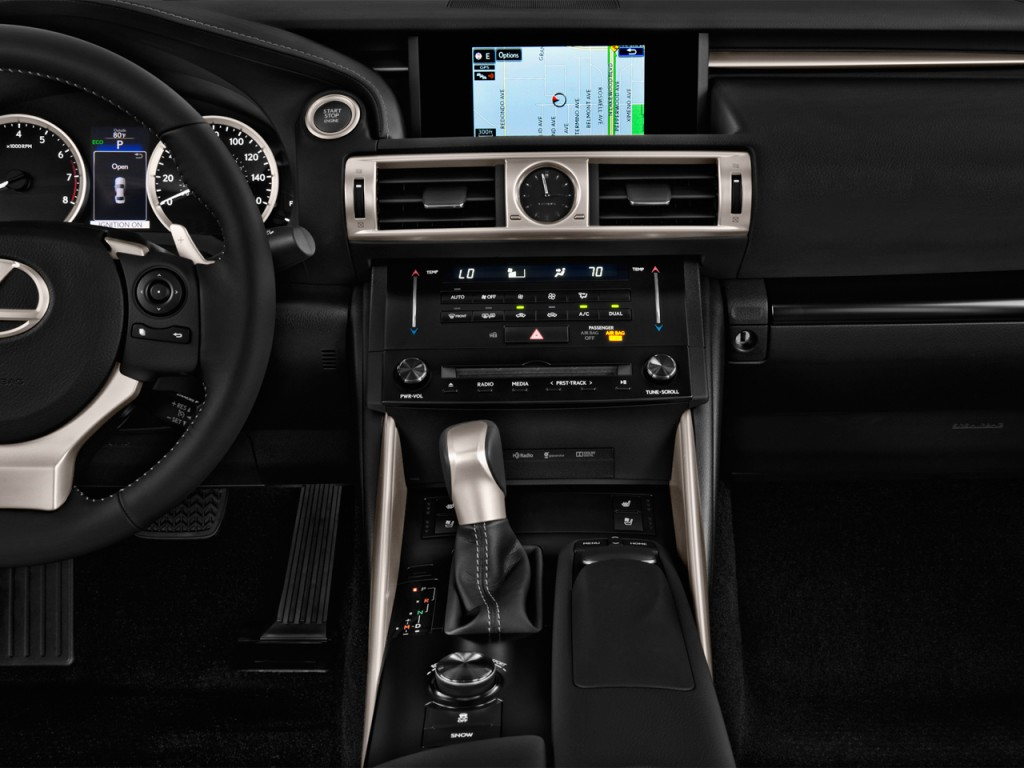 Image: 2014 Lexus IS 250 4-door Sport Sedan Auto RWD ...
