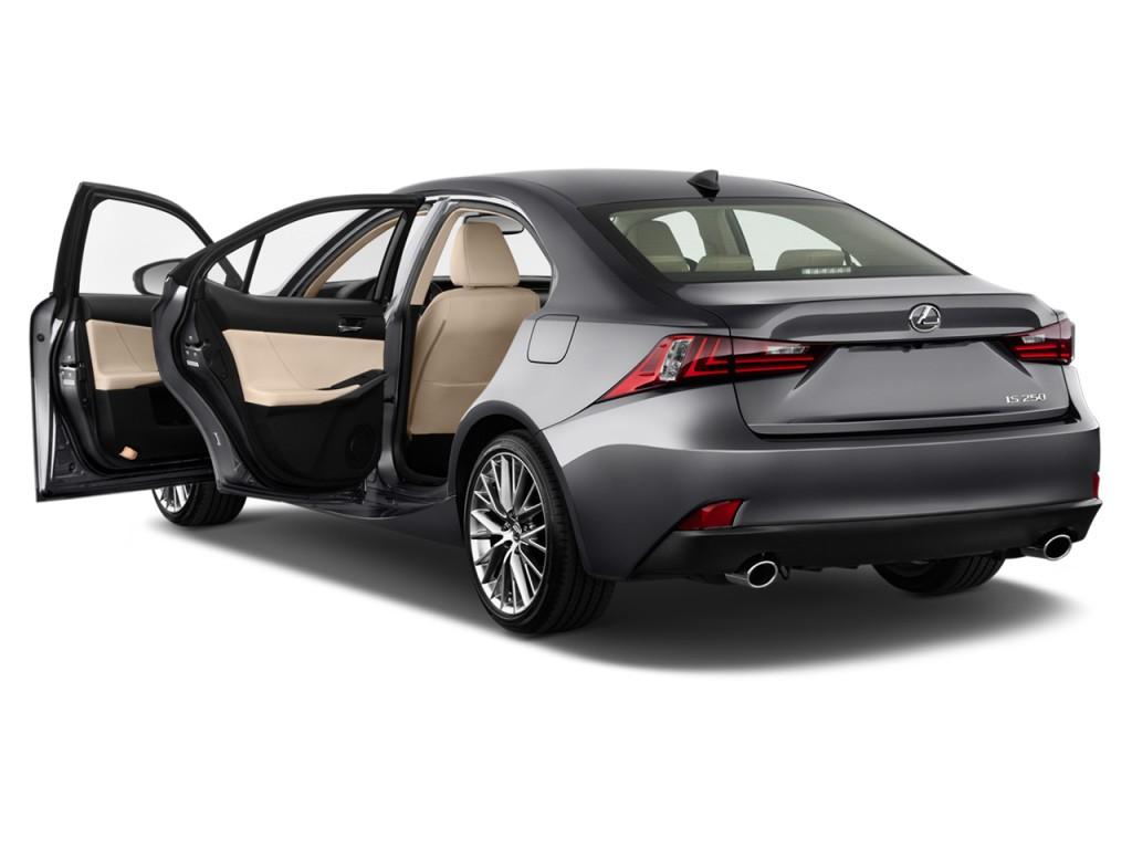 image 2014 lexus is 250 4 door sport sedan auto rwd open doors size 1024 x 768 type gif. Black Bedroom Furniture Sets. Home Design Ideas