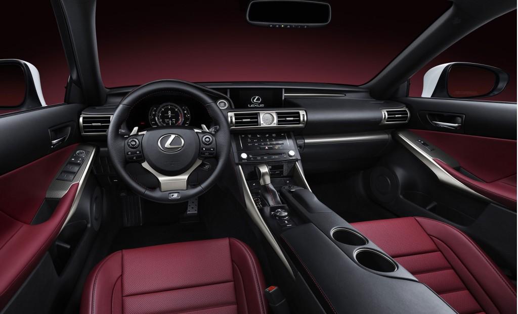 2014 Lexus IS 250 F Sport