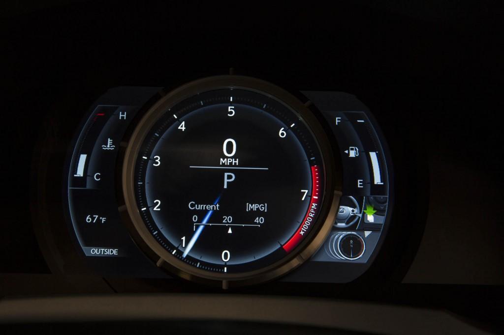 2014 Lexus IS 350 F Sport