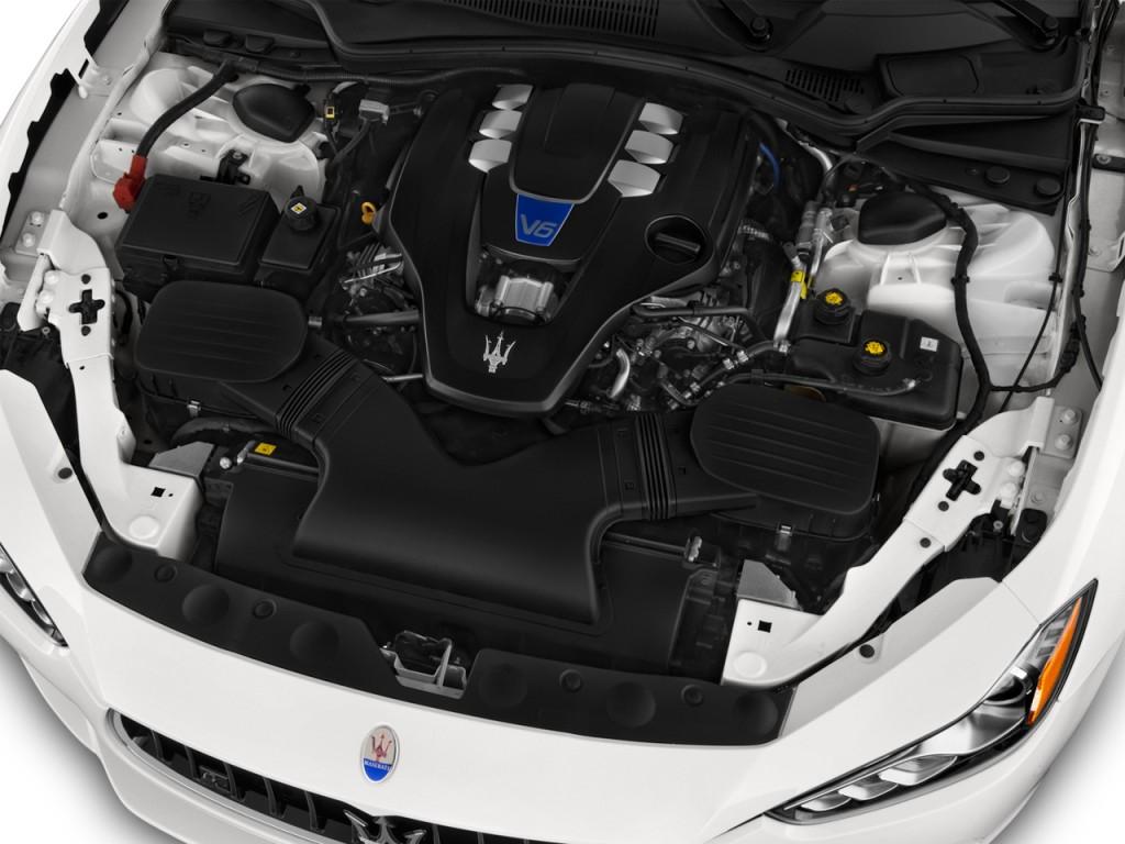 Used Maserati Ghibli >> Image: 2014 Maserati Ghibli 4-door Sedan Engine, size ...