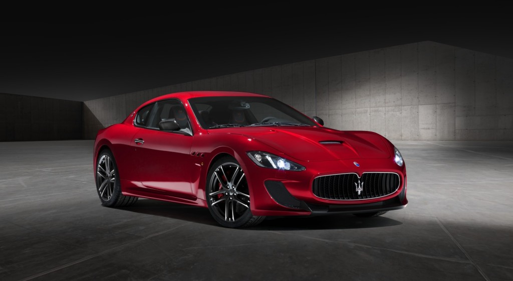 2016 Maserati Granturismo Review Ratings Specs Prices And Photos The Car Connection
