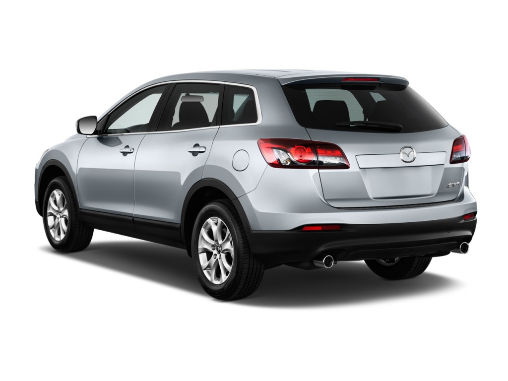 Image 2014 Mazda Cx 9 Fwd 4 Door Sport Angular Rear